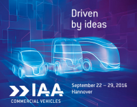 66th IAA Commercial Vehicles 2016 in Hannover